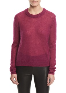 Elizabeth and James Rosalie Alpaca-Blend Crewneck Sweater