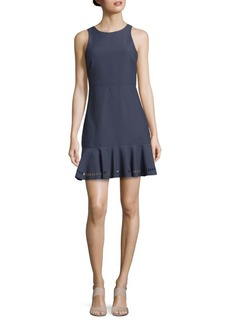 Elizabeth and James Sleeveless Casual Dress