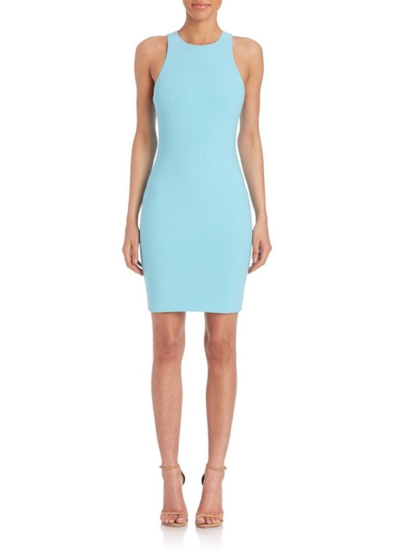 Elizabeth and James Solid Sleeveless Dress