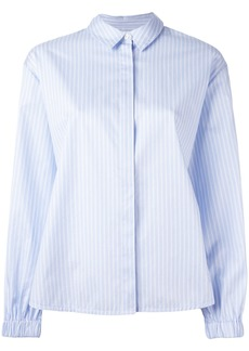 Elizabeth And James striped shirt - Blue