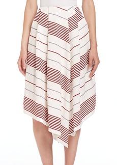 Elizabeth and James Striped Watson Skirt