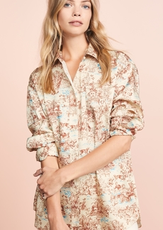 Elizabeth and James Turner Blouse