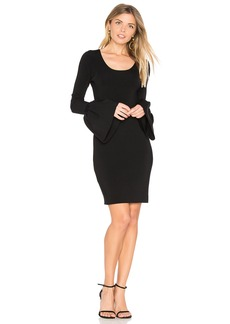 Elizabeth and James Willomina Bell Sleeved Dress