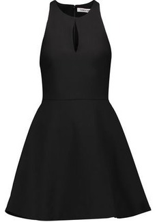 Elizabeth And James Woman Scout Cutout Cady Mini Dress Black