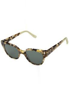 Elizabeth and James Women's Avory Wayfarer Sunglasses