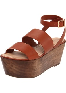 Elizabeth and James Women's Bax Flatform Sandal   M US