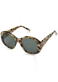 Elizabeth and James Women's Kay Round Sunglasses  20 mm