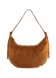 Elizabeth and James Zoe Large Leather Hobo Bag