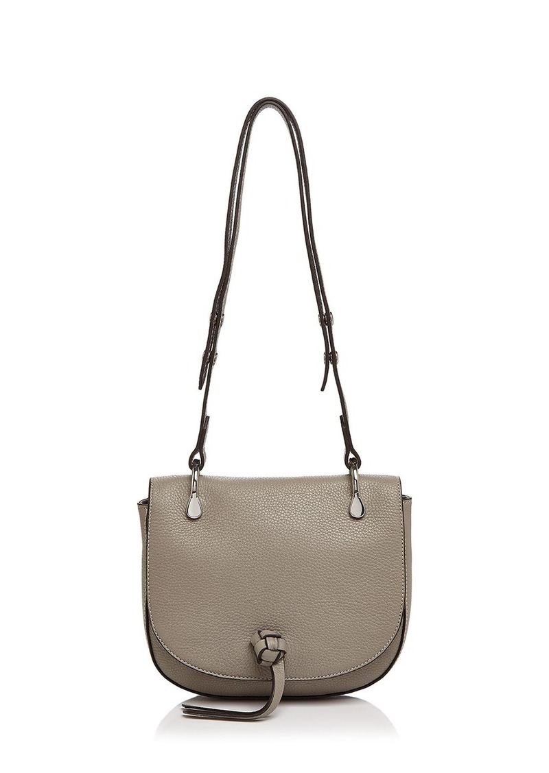 98591b6ef2 Elizabeth and James Elizabeth and James Zoe Leather Saddle Bag - 100 ...