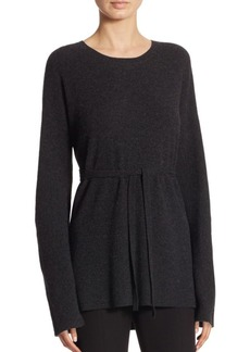 Elizabeth and James Gisella Tie Waist Sweater