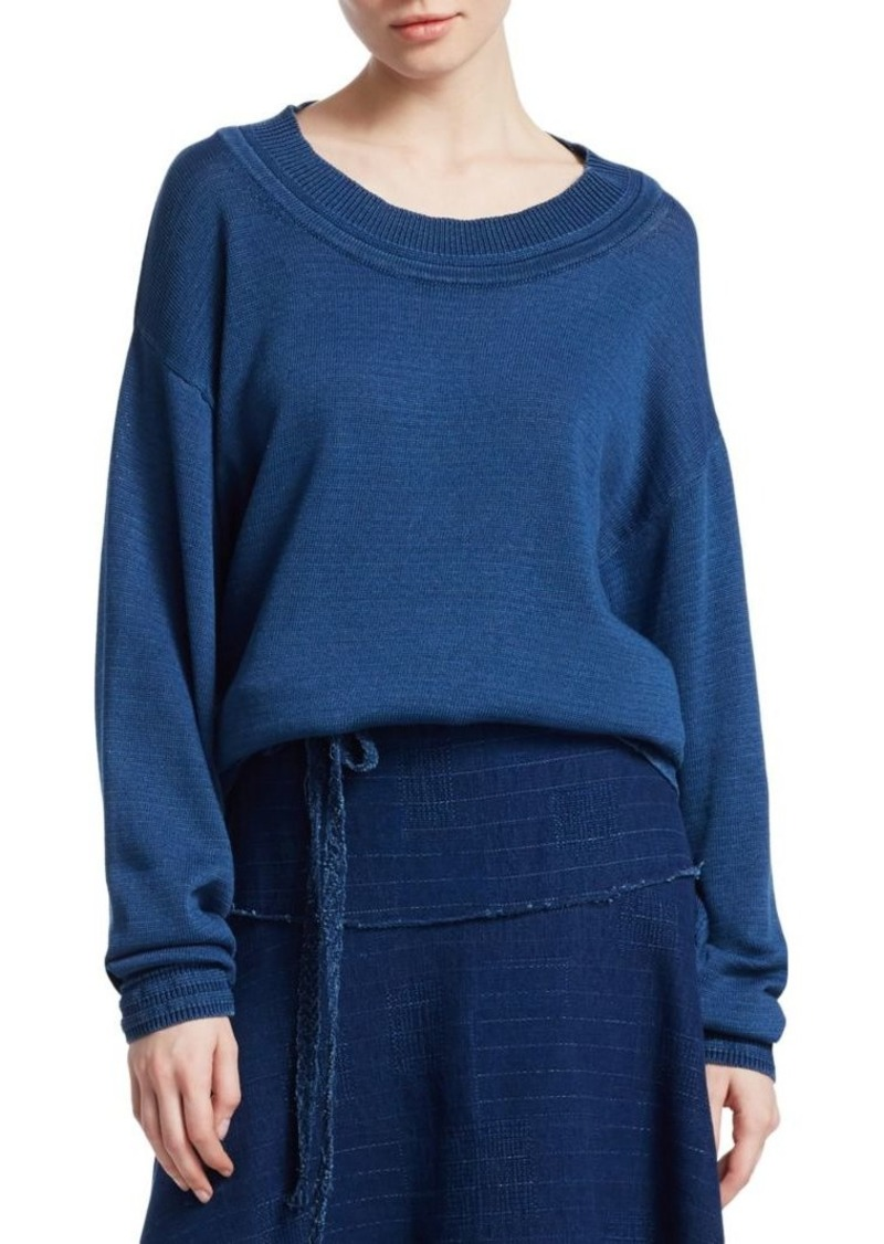 Elizabeth and James Hensley Crewneck Pullover