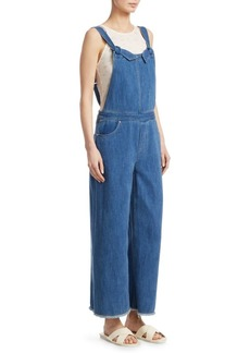 Elizabeth and James Jennette Denim Overalls