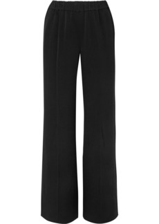 Elizabeth and James Jones Stretch-cady Wide-leg Pants