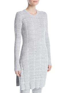 Elizabeth and James Kellen Ribbed Tunic Sweater