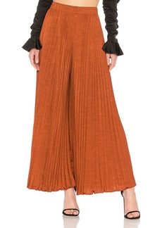 Noble Pleated Pant