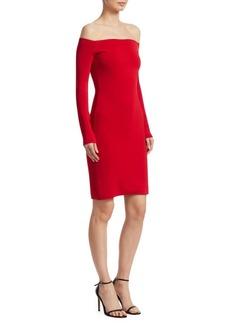 Elizabeth and James Omorose Off-The-Shoulder Dress