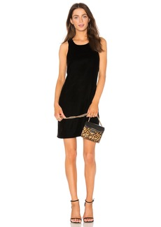 Elizabeth and James Pippin Velvet Dress