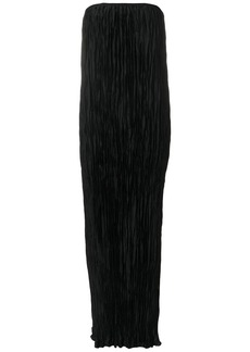Elizabeth and James ruched maxi dress