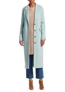 Elizabeth and James Russel Long Wool Coat