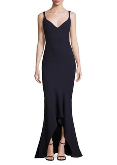 Elizabeth and James Sade Hi-Lo Gown