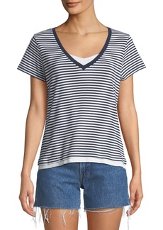 Elizabeth and James Vintage One-of-a-Kind French Stripe Tee