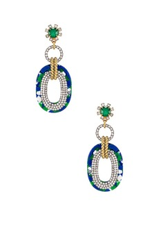 Elizabeth Cole Aria Earrings