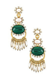 Elizabeth Cole Bonnie Earrings