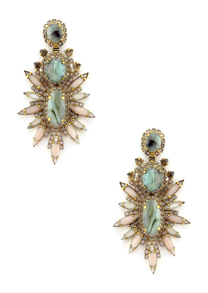 Carmella Stud Earrings Elizabeth Cole