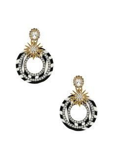 Elizabeth Cole Carson Earrings