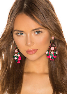 Elizabeth Cole Chandelier Earring