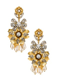 Elizabeth Cole Charlie Earrings