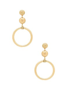 Elizabeth Cole Drop Earrings