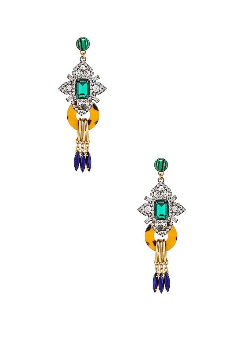 Elizabeth Cole Edwina Earrings