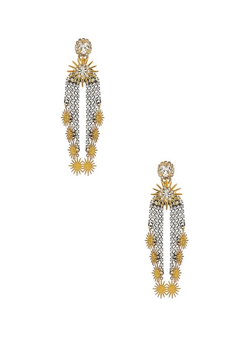 Elizabeth Cole Ellen Earrings