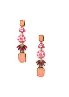 Elizabeth Cole Hawkins Dangle Earrings