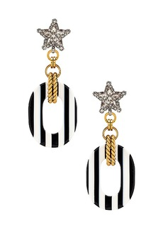 Elizabeth Cole Henri Earrings