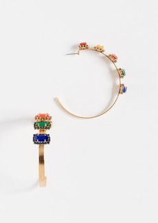 Elizabeth Cole Jalus Earrings