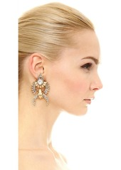 Elizabeth Cole Jessica Earrings