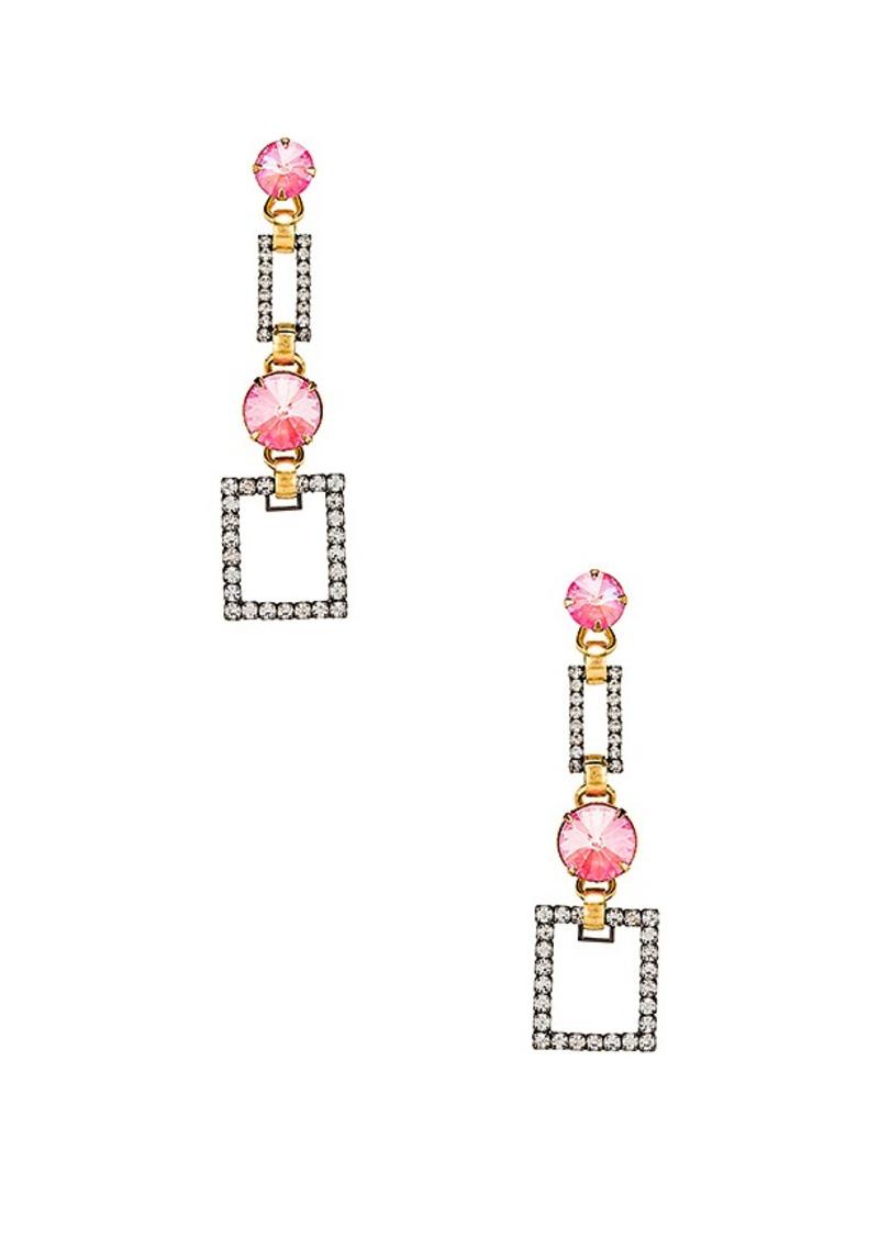 Elizabeth Cole Linnette Earrings