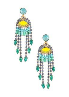 Elizabeth Cole Meg Earrings