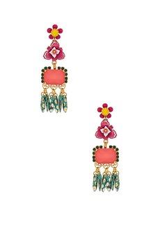 Elizabeth Cole Morton Earrings