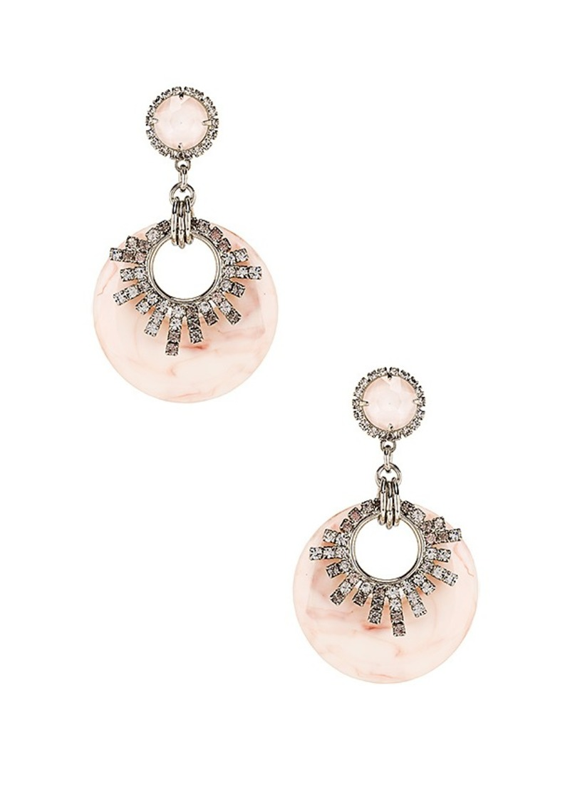 Elizabeth Cole Statement Earrings