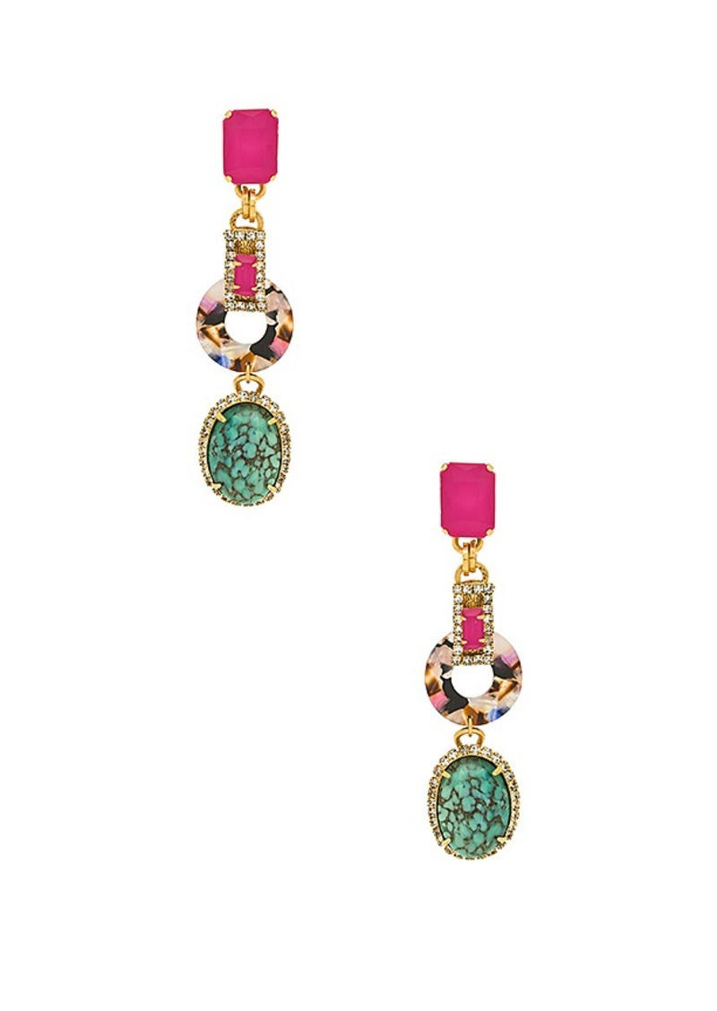Elizabeth Cole Tamra Earrings