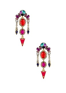 Elizabeth Cole Trio Drop Earring