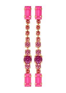Elizabeth Cole Gracelyn Linear Drop Earrings