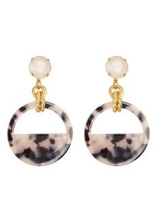 Elizabeth Cole Lacy Earrings
