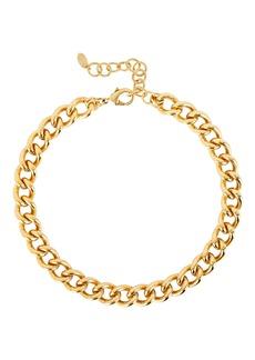 Elizabeth Cole Mattea Chain-Link Necklace