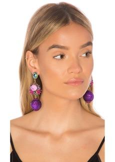 Elizabeth Cole Octavia Earrings