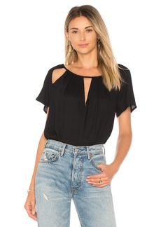 Ella Moss Cutout Top
