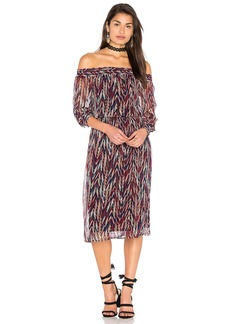 Ella Moss Ansel Midi Dress